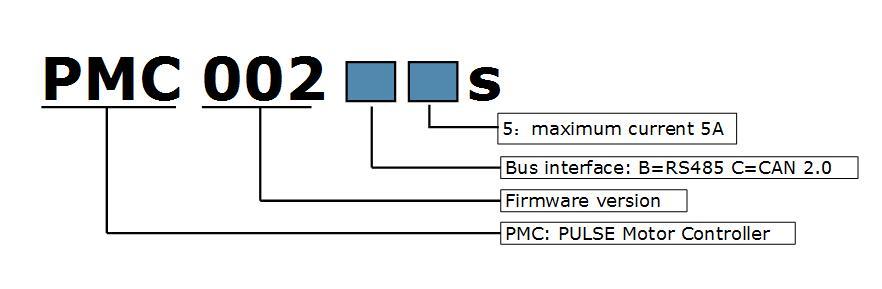 PMC005C5S选型指南