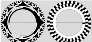 多圈绝对值编码器和增量式编码器的码盘