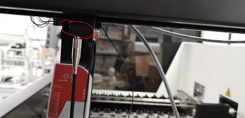 电容式液位传感器探针固定材料